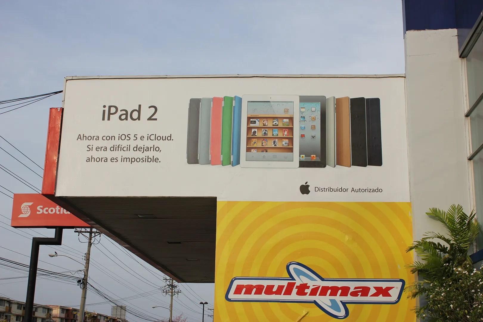 Mac Store Panama Ipad 2