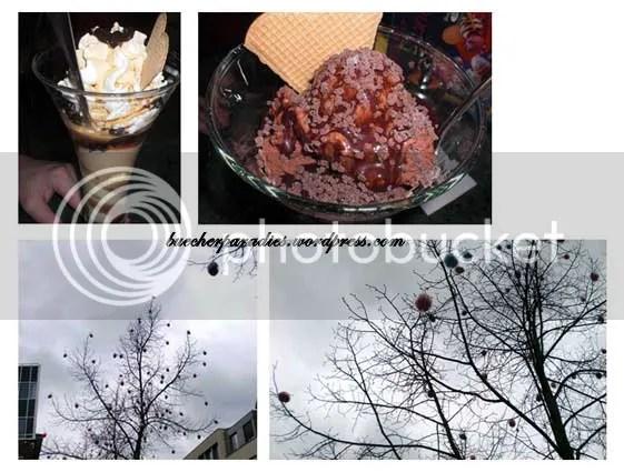 Ostereier + Eis