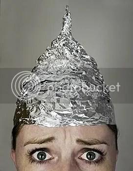 tinfoil hat photo: Tin foil hat tinfoil_hat.jpg
