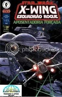 Star Wars X-Wing - Esquadrão Rogue 32