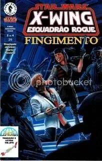 Star Wars X-Wing - Esquadrão Rogue 29