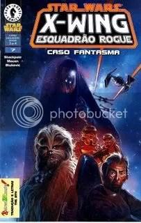 Star Wars X-Wing - Esquadrão Rogue 07