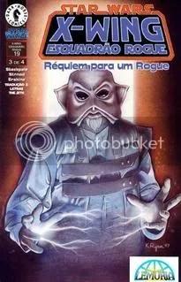 Star Wars X-Wing - Esquadrão Rogue 19