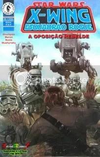 Star Wars X-Wing - Esquadrão Rogue 04