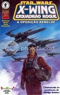Star Wars X-Wing - Esquadrão Rogue 01