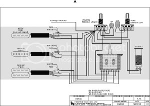 Wiring 4 wire HB in HSS setup  Ultimate Guitar