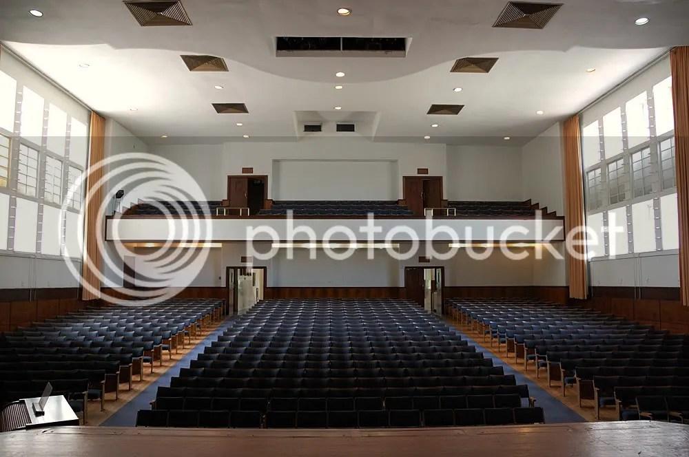 Memorial Hall Auditorium