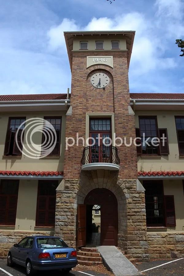 Clock Tower, RBHS
