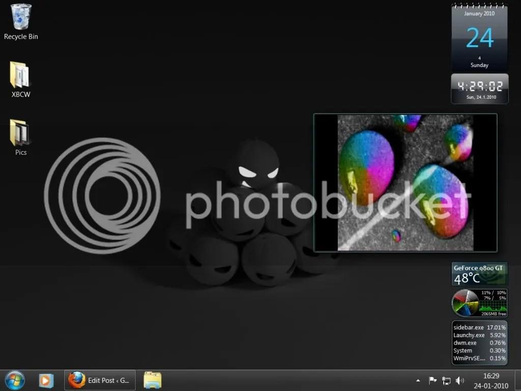 GTMs Desktop
