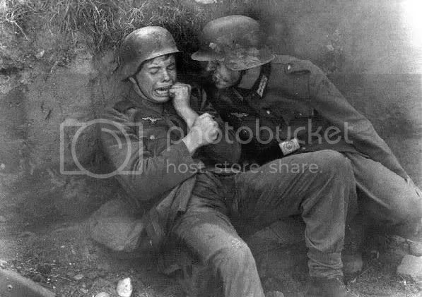 Shell Shock victim WW1