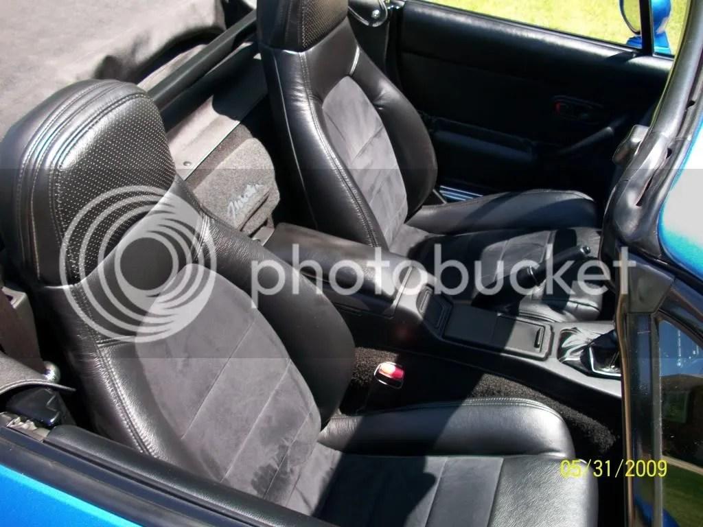 Mazda Miata Seat Upholstery Kit