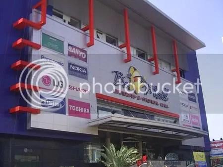 bandung electronic mall (be-mall)