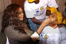 Beyoncé joins Ethiopia's anti polio immunization campaign