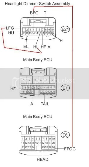 Fog light install help, with diagram  Toyota Nation