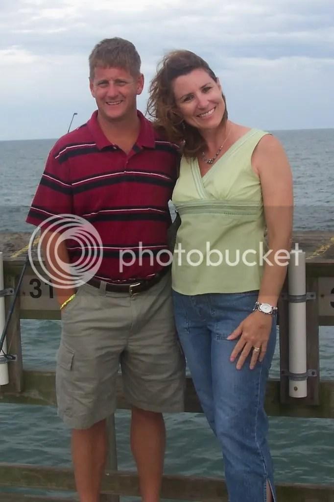 Me and my husband Tim
