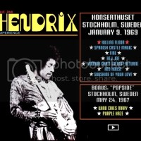 Jimi Hendrix - Red House (Live in Stockholm, 1969)