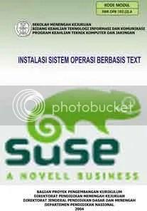 Instalasi Sistem Operasi Berbasis Text