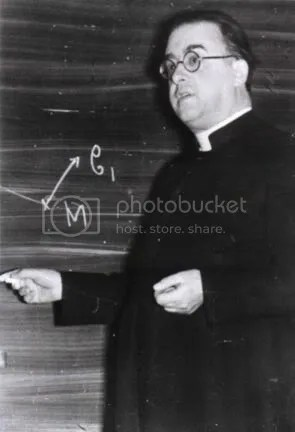 "Father Georges Lemaitre: Founder of the ""Big Bang"" Theory of Creation"