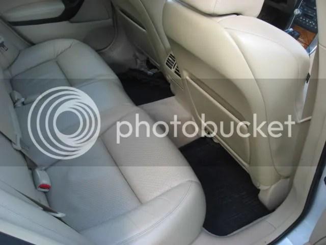 Tan Interior With OEM Black Floor Mats AcuraZine