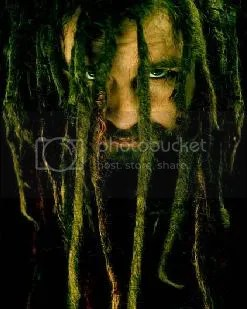 Anders Friden Dreadlocks Hairstyle