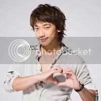 Bi Rain Asian haircut