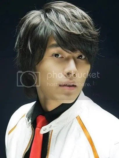 Hyun Bin Korean Hairstyles Picture