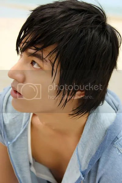 Lee Min Ho straight hairstyles