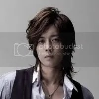 Kim Hyun Joong gaya rambut