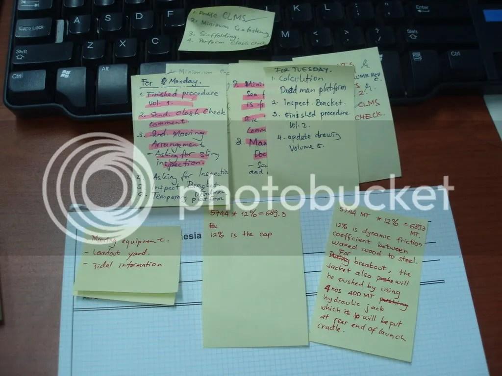 Meja kerjaku