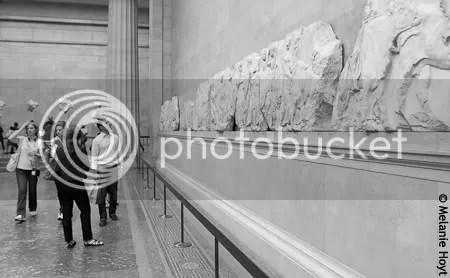 Parthenon Pieces