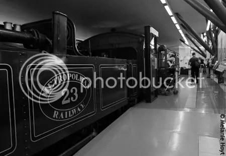 Old Metropolitan Railway