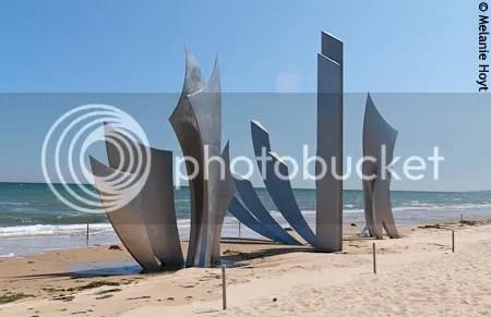 Omaha Beach Sculpture