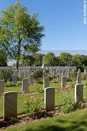 Canadian Cemetery Graves