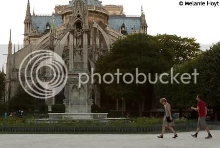 Notre Dame and Meg Ryan