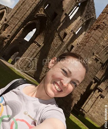 Me at Tintern Abbey