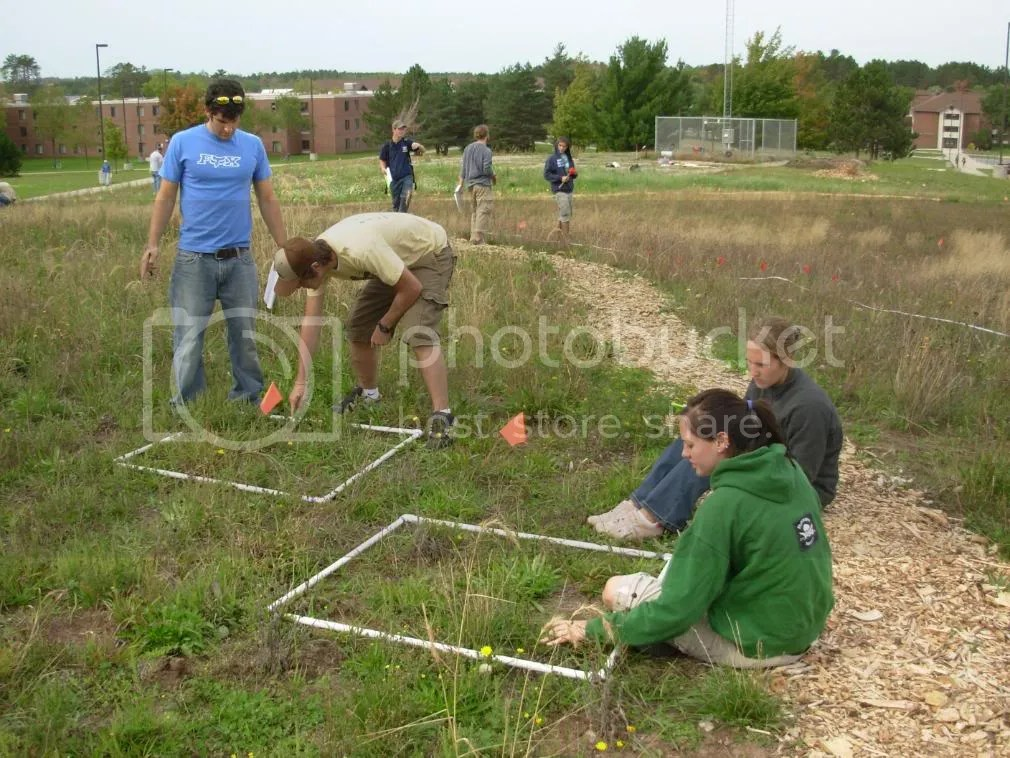 Thousands of students hours have gone into making the project a success and it includes The project includes field sampling of vegetation, insects, birds, small mammals, reptiles, and amphibians