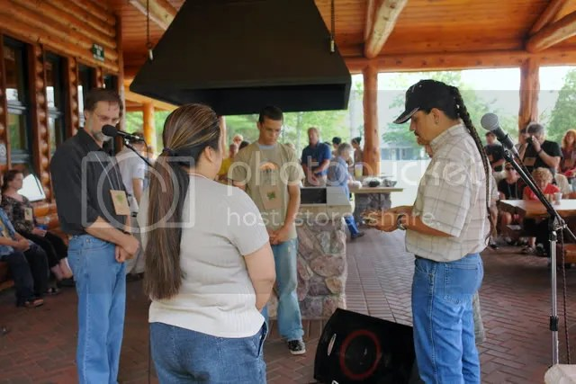 2006 blessing of wild rice