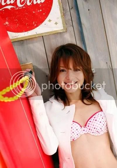 Sexy Tina Yuzuki