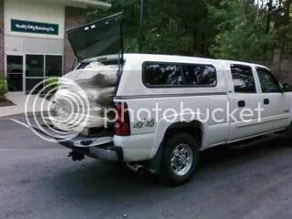 Jims truck earns its keep