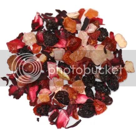 Organic Passion Berry Fruit Tisane