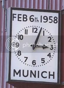 Munich Clock - Frozen In Time