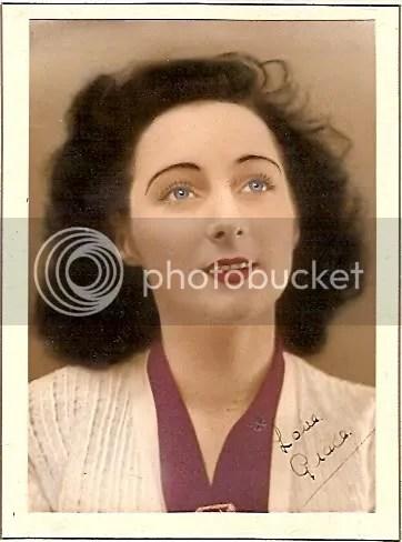 Grace Muir Hamilton nee Robinson
