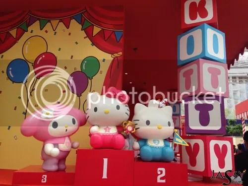 Hello Kitty Go Around Singapore