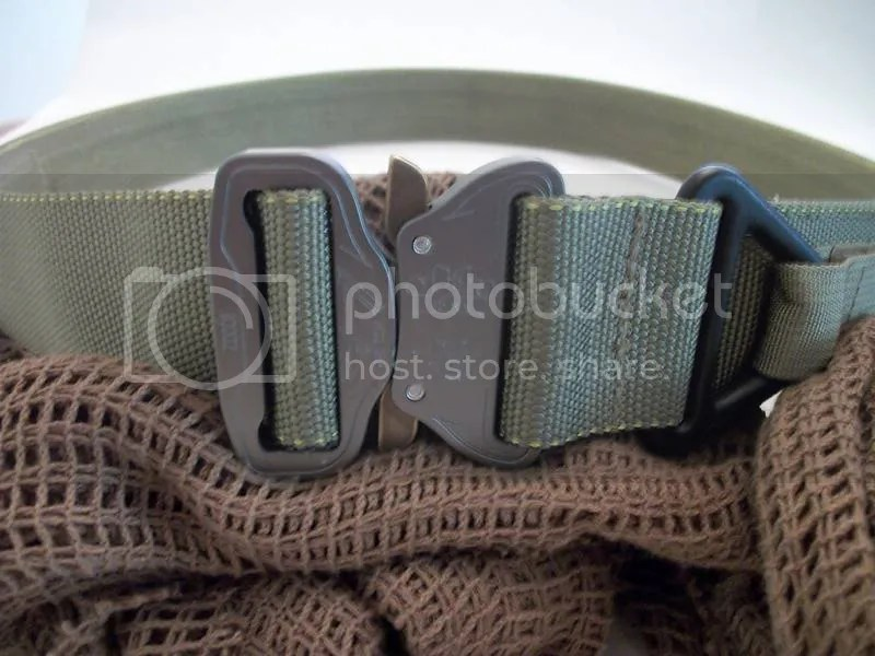 Cobra Rigger belt