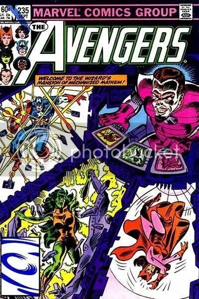 Avengers @35