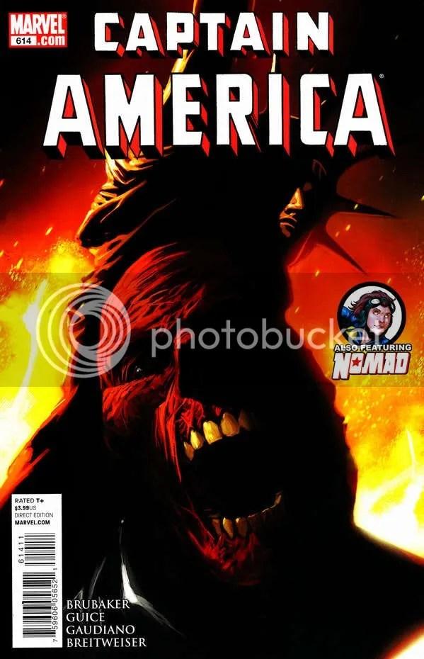 Captain America 614