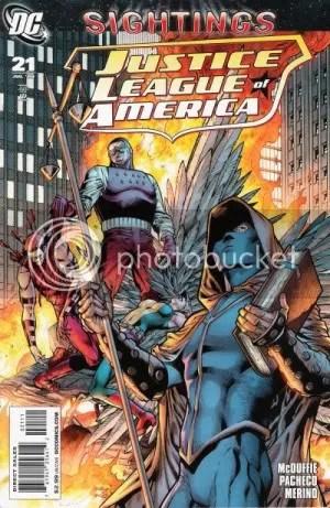 Justice League 21