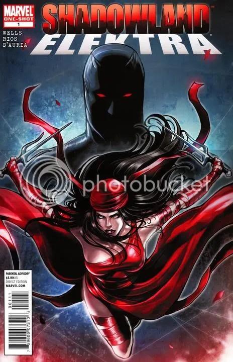 Shadowland Elektra