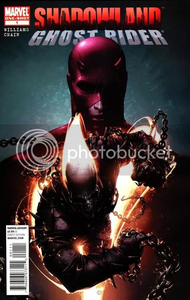 Shadowland Ghost Rider