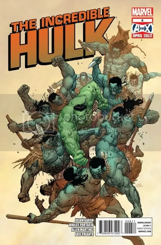 Incredible Hulk 6